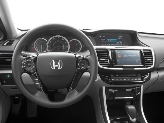 2017 Honda Accord Sedan EX In Grand Rapids, MI   Zeigler Fiat Of Grandville