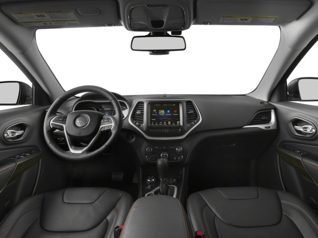 2018 Jeep Cherokee Trailhawk - Fiat dealer in Grand Rapids MI – New